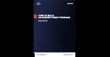 How to Build an Insider Threat Program [12-step Checklist]